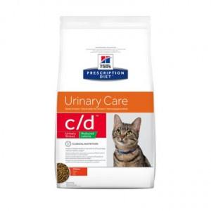 Feline c/d Urinary Stress & Reduced Calorie