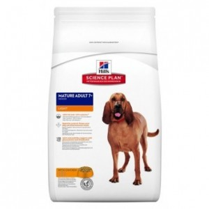 Canine Mature Adult +7 Medium Light con Pollo