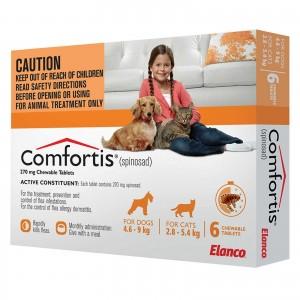 Comfortis comprimidos
