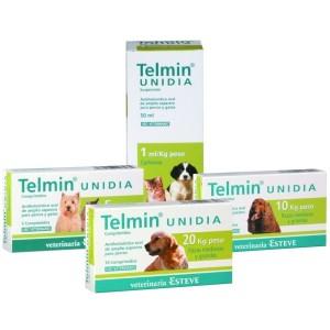 Telmin Comprimidos