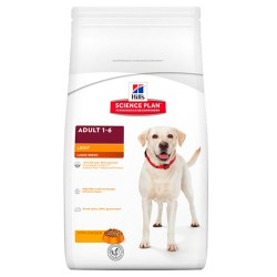CANINE ADULT LIGHT Large Breed con Pollo