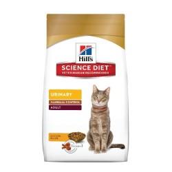 Feline Adult Urinary Hairball Control
