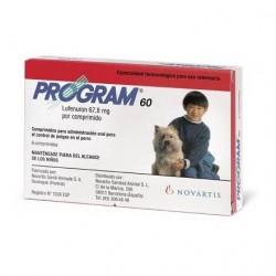 PROGRAM 60 6 Comprimidos