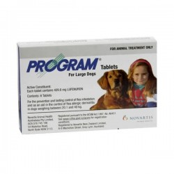 PROGRAM 400 6 Comprimidos