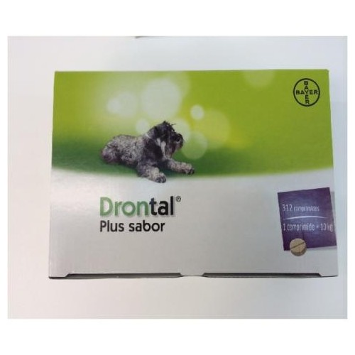 DRONTAL PLUS SABOR