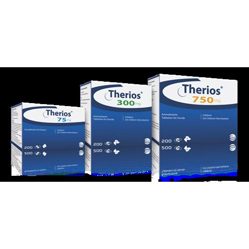 Therios 200 comprimidos